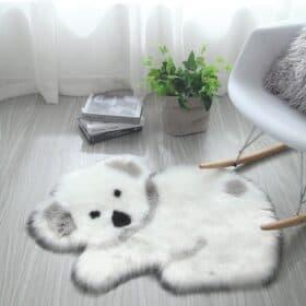 Koala Fuzzy Carpet